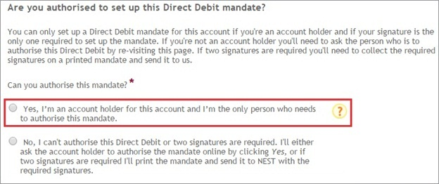 how to set up direct deposit as an employer