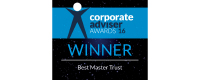 Best master trust 2016, Corporate Adviser Awards image