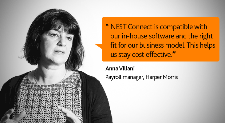 NEST Connect Anna Villani