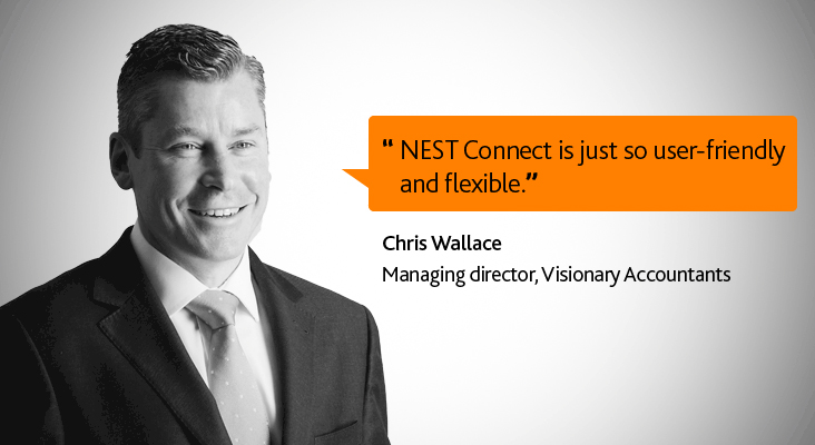 Chris Wallace, NEST Connect case study