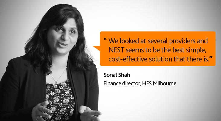 Sonal Shah NEST Connect case study