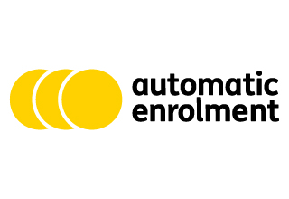 The logo for auto enrolment