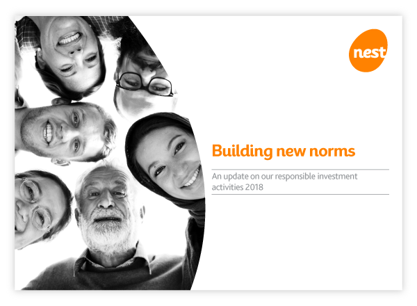 2018 Building new norms